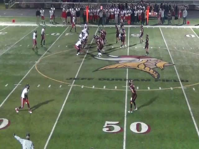 vs. Forest Grove High School