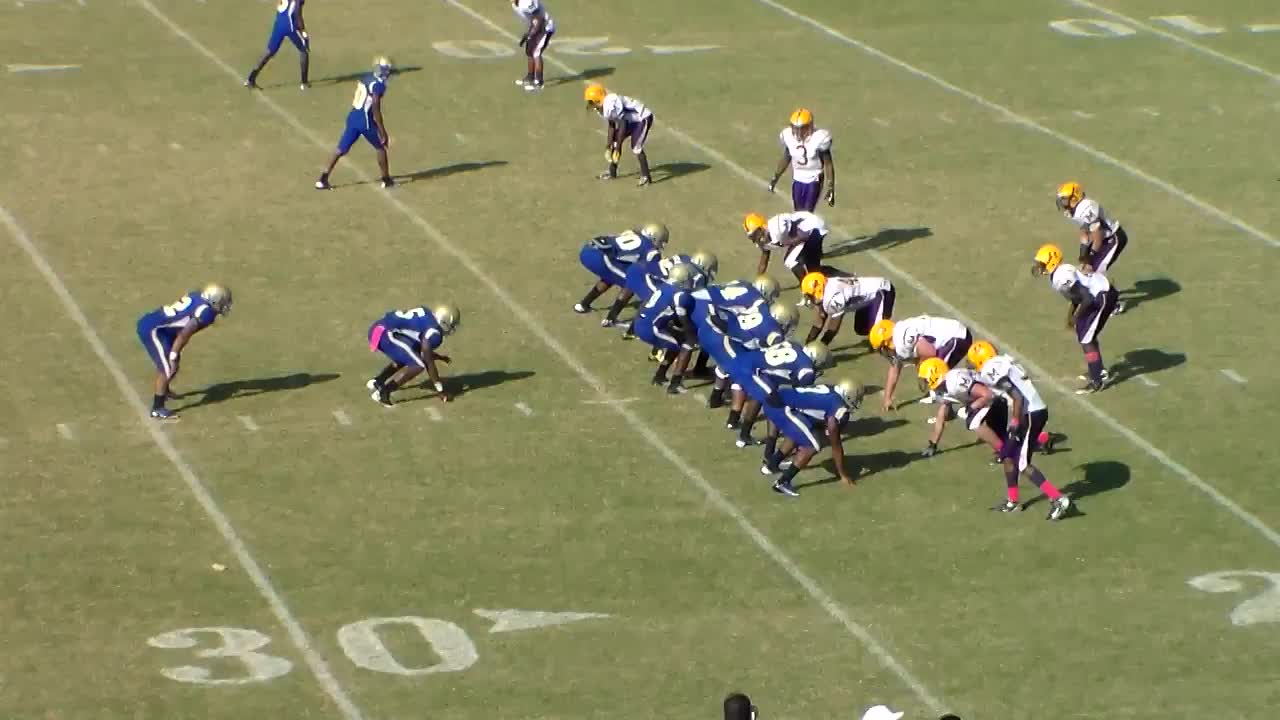 Phoebus High School Football 2014 For Phoebus High School in