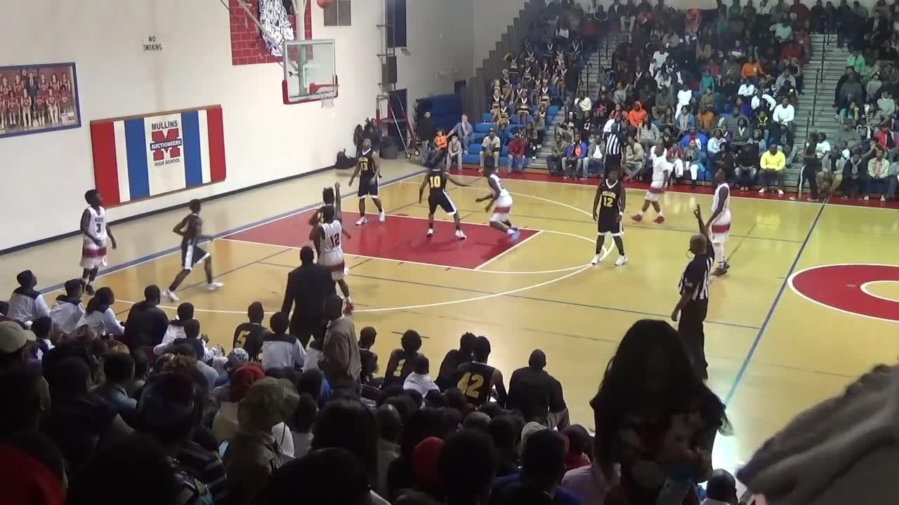 vs. Dillon High School - Varsity Boys - Fabian Carroll ...