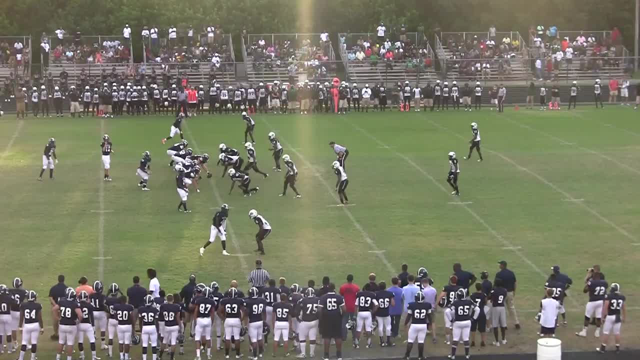 Daniel Parr\'s DWYER 2013 7A STATE CHAMPS playing football for Dwyer ...