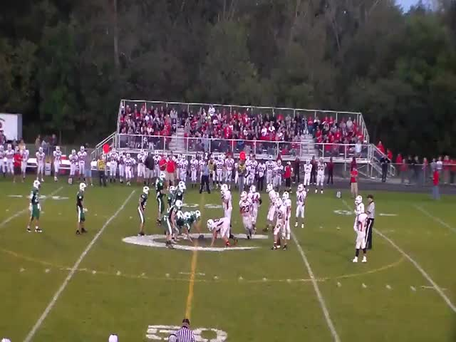 Columbia Football 2014 Raider Football 2014