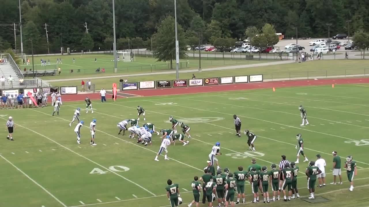 Memphis University High School vs. Briarcrest Christian - Jack Samsel ...