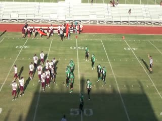 Game Details: Banquete @ Mathis Football 8/29/14 |MaxPreps
