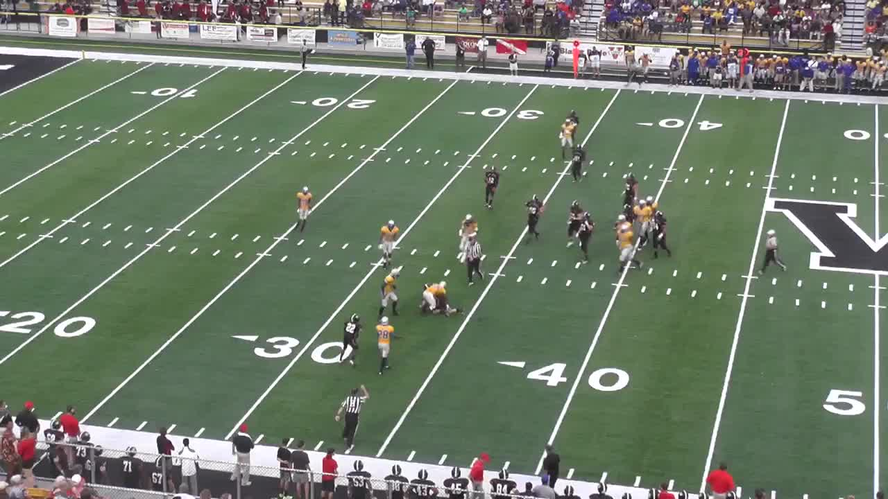 Valdosta State University vs. Albany State - Tavaris ...