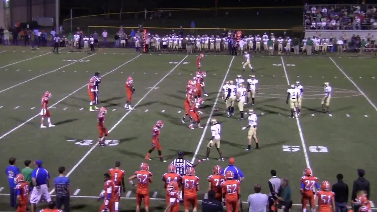 Virginia Beach High School Football