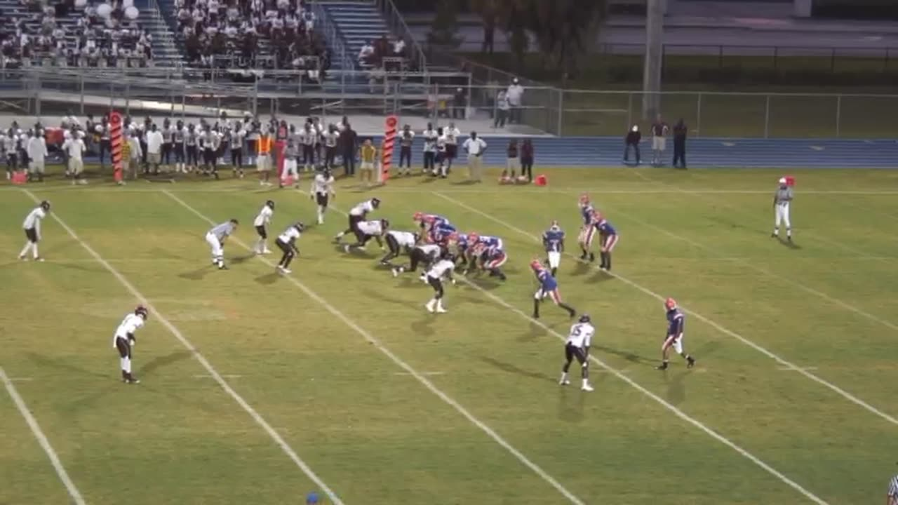 vs. Palm Beach Gardens - Lionel Cobb highlights - Hudl