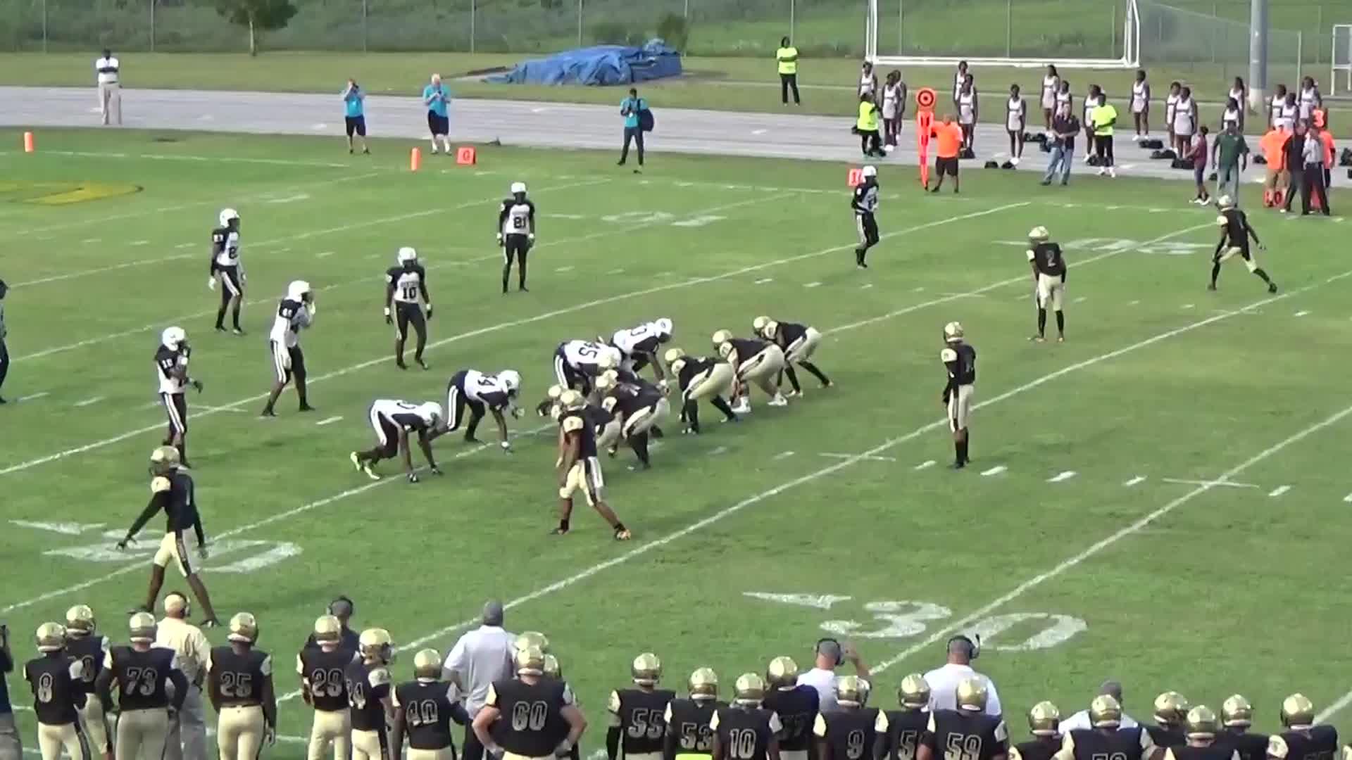 Central High School Jc Taylor Highlights Hudl