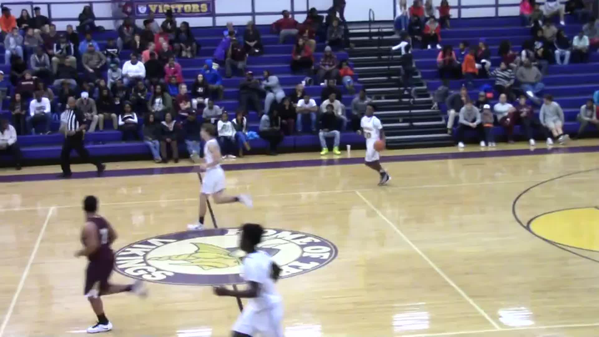 Ninety Six High School Jamil Martin Highlights Hudl