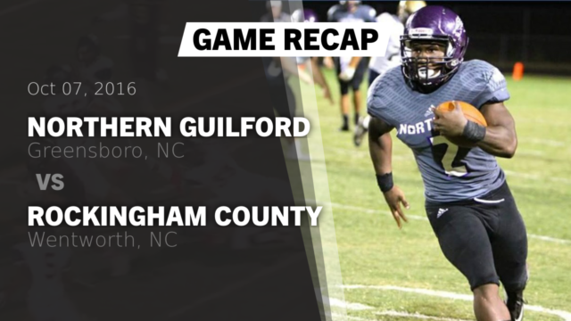 northern guilford high school football