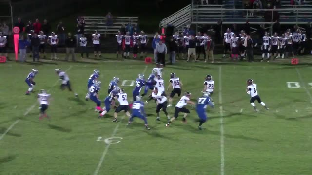 CHS Football vs. LaRue County 3